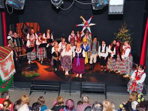 Les Mini-Krokus au Concert de Noël à Rombas (57)